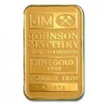Johnson Matthey Gold 1 Ounce Bars