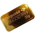 Degussa 20g Gold
