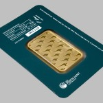 Perth Mint 1 Troy Ounce Gold Bar