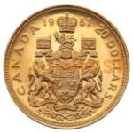 1967 Gold Coin