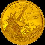 18K Gold Coin