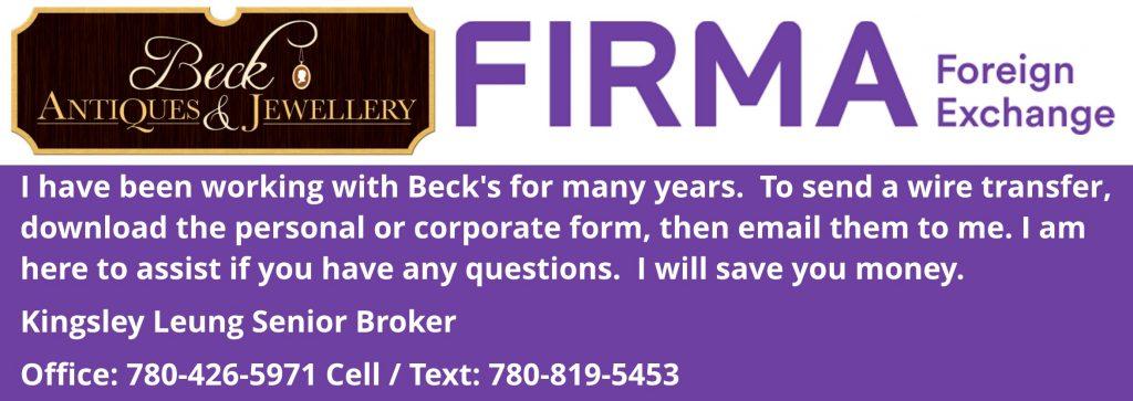 Firma Becks