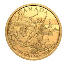 200 Canadian Gold Coin