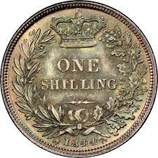 Silver Shilling